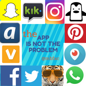 the app is not the problem (2)